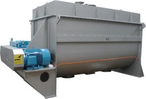 Heavy Type Horizontal Ribbon Mixer pictures & photos