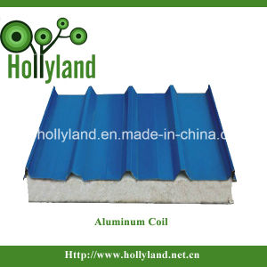 Coated&Embossed Aluminum Coil (ALC1109) pictures & photos