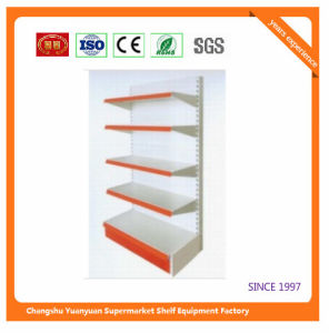 Single Sided Back Panel Supermarket Shelf T34 pictures & photos