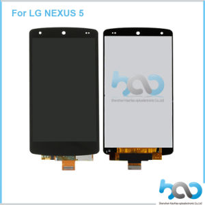 Mobile Phone LCD Display for LG Nexus 5 D820 Touch Screen Assembly