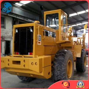 Cat 966 Wheel Loader of Delivery Wooden Used Caterpillar Loader pictures & photos