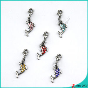 Small Dolphin Metal Charms for Zoo Gift (SPE) pictures & photos