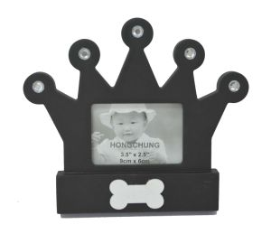 Beautiful Crown Picture Frame for Baby Gift pictures & photos
