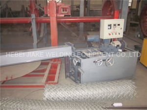 Semi-Automatic Chain Link Fence Machine pictures & photos