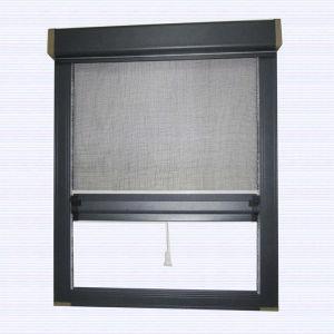 Aluminum/Aluminium Fly Screen Casement Window