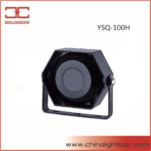 Emergency Vehicle Electronic Siren Loud Speakers (YSQ-100H) pictures & photos