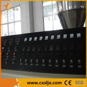 Plastic Single Screw Extrusion Machine pictures & photos