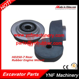 Excavator Parts Hyundai R200 Rear Rubber Engine Mount pictures & photos