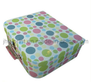 High Qaulity Kids Paper Suitcase Printing Service (jhy-505)