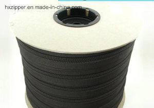 Nylon Long Chain Zipper in Bobbin