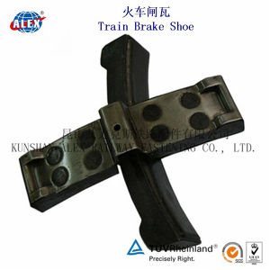 Railway Composite High Friction Brake Pad pictures & photos