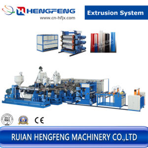 PP/PS Sheet Extrusion Line (HFSJ50/30-120/33-700B) pictures & photos