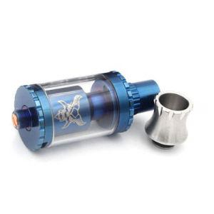 Diablo Tank E-Cigarette Atomizer for Vapor with Black-Blue Color (ES-AT-068) pictures & photos