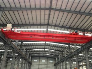Qd Type Bridge Crane with Hook pictures & photos