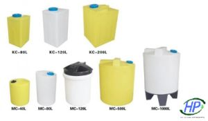 Plastic Dosing Tank with Different Sizes for RO Water Purification pictures & photos