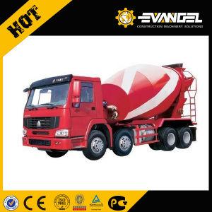 China Wholesale Custom HOWO 8X4 16m3 Concrete Mixer Trucks pictures & photos