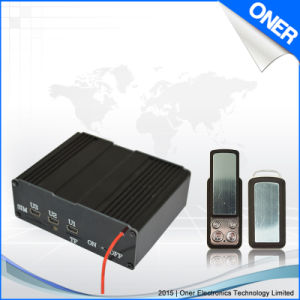 Two-Way Communication GPS Car Tracker with Web Tracking System pictures & photos