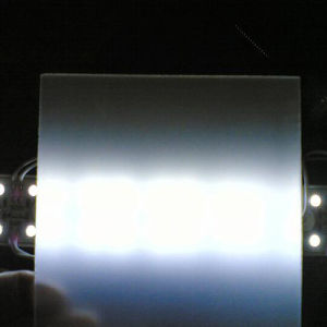 High Transmittance Light Diffuser Sheets for LED Panel Light