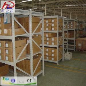 Warehouse Long Span Shelving Rack with SGS Approved pictures & photos
