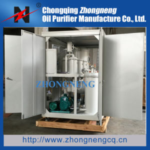 Lubricating Oil Regeneration Plant, Industrial Lube Oil Purifier/Engine Oil Filtration Machine pictures & photos