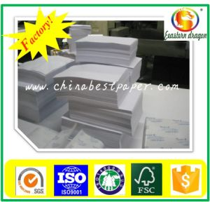 70-80g Uncoated Virgin Pulp Copy Paper pictures & photos