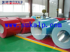 Color Coated Steel Coil (Roll) pictures & photos
