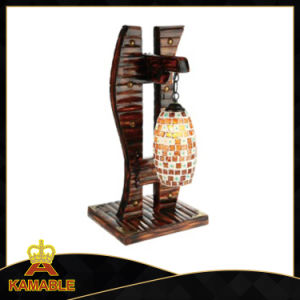 Restrurant Bamboo Mosaoc Glass Table Lamp (KAMT-6100) pictures & photos