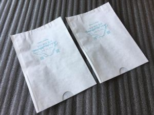 Star Fruit Protection Grow Wax Coated Paper Bag for Apple Pear Guava Grape pictures & photos