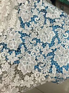 3 Yard The New Whole Soluble Lace Wedding Dress Fabric pictures & photos