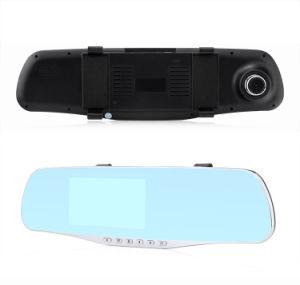 "4.3"" HD 1080P Rear View Mirror DVR Camera Dash Cam Recorder"
