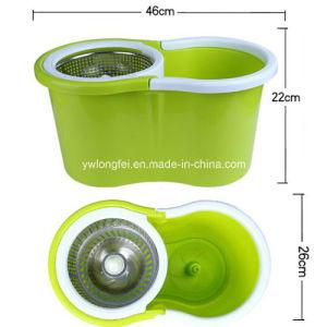 360 Degree Rotating Spin Mop, Bucket Mop, Magic Mop pictures & photos