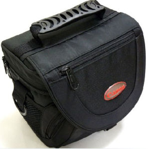 Digital Camera 600d Polyester Photographic Bag pictures & photos