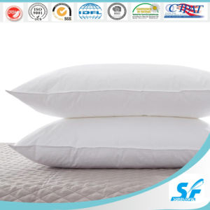 Cheap 100% Polyester Fiber Pillow for Home/Hotel pictures & photos