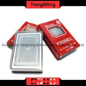 00% Plastic Poker Playing Cards Japan Import (YM-PC08) pictures & photos