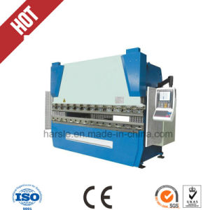 CNC Automatic Folder Aluminum Profile Bending Hydraulic Press Brake Machine pictures & photos