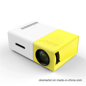 New Arrival! Android HD LED Small Audio Interface Home Theater Media Player LCD Projector pictures & photos