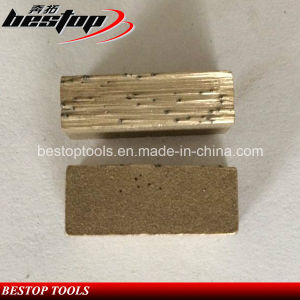 D1200mm Marble Diamond Segment for Multi Cutting Blade pictures & photos