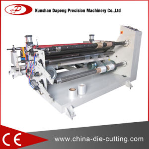 Film Slitter Rewinder Machine with Round Knife /Straight Knife pictures & photos