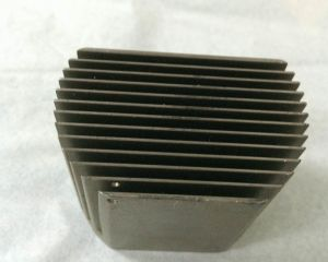 Customized Aluminum Bonded Fin Heat Sinks for Industry Equipment pictures & photos