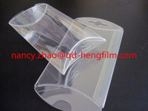 Vacuum Thermoforming White PVC Rigid Film for Food Packing pictures & photos