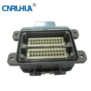 High Quality Heavy Duty Connector Hdc-He-048 pictures & photos