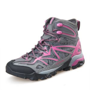Trekking Sports Shoes Outdoor Hiking Boots for Men Women (AK8946) pictures & photos