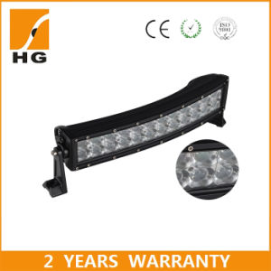 3D CREE 14inch Offroad Curved LED Light Bar for Car Truck pictures & photos