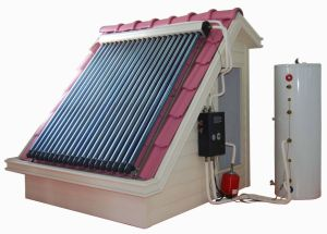 Solar Home Water Heating System pictures & photos