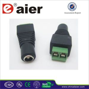 SGS 2.1mm Plug Adapter DC Power Jack pictures & photos