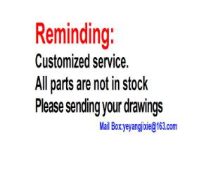 Custom Precision CNC Turning Parts CNC Machining Parts with Aluminum pictures & photos