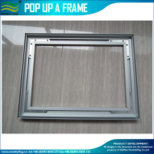 A1 Aluminum Advertising Poster Snap Frame (M-NF22M011024) pictures & photos