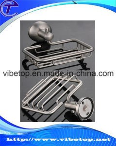 Modern Design Polishing Soap Dish Holder (SDH-009) pictures & photos