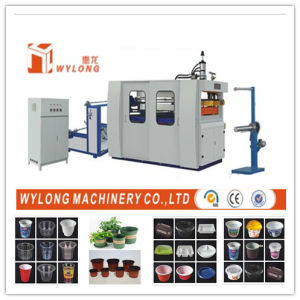 Ruian Disposable Plastic Cup Thermoforming Machine