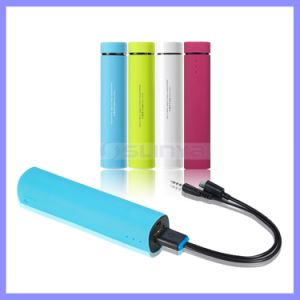 Portable Mini Tube Bluetooth Speaker with Power Bank Phone Holder for Mobile Phone Tablet PC pictures & photos